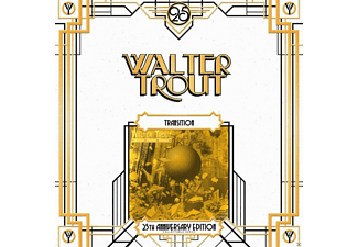 Walter Trout - Transition - 25th Anniversary Series - (Vinyl)