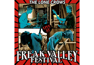 The Lone Crows - Live At Freak Valley - (Vinyl)