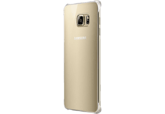 SAMSUNG Glossy EF-QG928, Samsung, Backcover, Galaxy S6 Edge Plus, Kunststoff, Gold