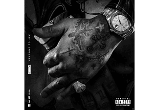 Chinx - Welcome To Jfk - (CD)