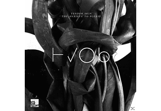 Hvob - Tender Skin/The Anxiety To Please-Remixes - (Vinyl)