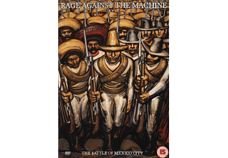 Rage Against The Machine - The Battle Of Mexico City - (DVD)