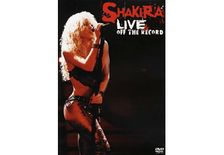 Shakira - LIVE & OFF THE RECORD - (DVD)