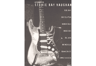 VARIOUS - A Tribute To Stevie Ray Vaughan - (DVD)