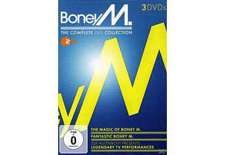 Boney M. - THE COMPLETE DVD COLLECTION - (DVD)