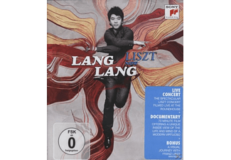 Lang Lang - Liszt, my Piano Hero (Blu-ray)