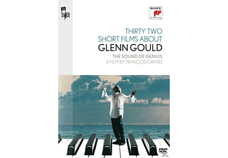 Glenn Gould - THIRTY TWO SHORT FILMS ABOUT GLENN GOULD [DVD]