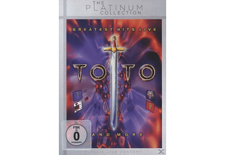 Toto - GREATEST HITS LIVE...AND MORE/THE ULTIMATE CLIP - (DVD)