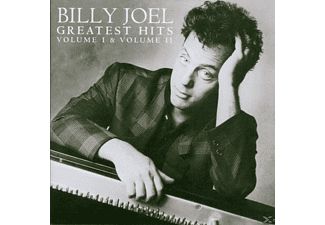 Billy Joel - Greatest Hits Volume I & Vol.2 [CD]