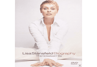 Lisa Stansfield - Biography-The Greatest Hits [DVD]