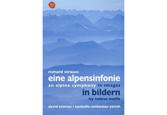 David Zinman - Eine Alpensinfonie [DVD]