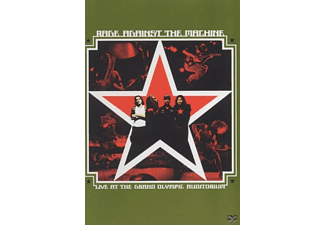 Rage Against The Machine - Live At The Grand Olympic Auditorium - (DVD)