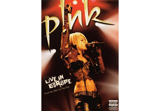 P!nk - Pink: Live In Europe - (DVD)