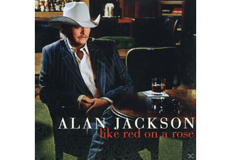 Alan Jackson - Like Red On A Rose - (CD)
