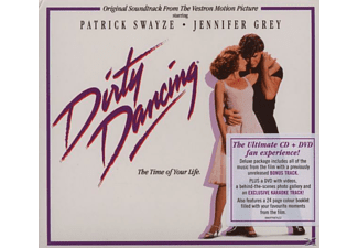 VARIOUS - Dirty Dancing (Legacy Edition) - (CD + DVD)
