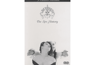 Lacrimosa - The Live History - (DVD)