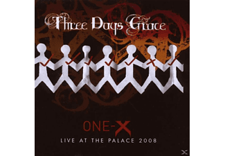 Three Days Grace - One-X - Live At The Palace [CD + Enhanced CD]