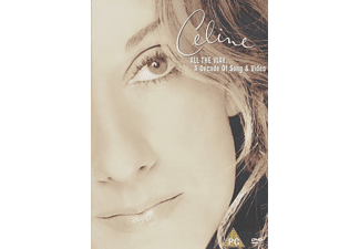 Céline Dion - All The Way... A Decade Of Song & Video - (DVD)