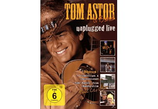 Tom Astor - Unplugged Live - (DVD)