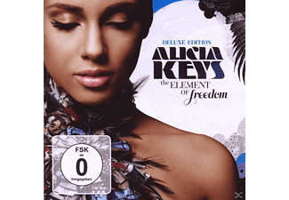 Alicia Keys - The Element Of Freedom [CD + DVD Video]