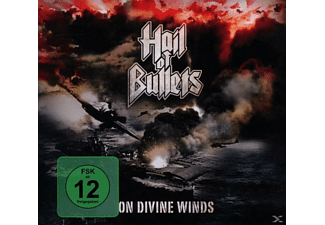 Hail Of Bullets - On Divine Winds [Cd+dvd] - (DVD)