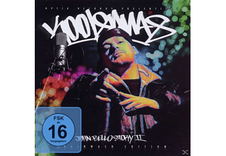 Kool Savas - JBS 2 Brainwash Edition (Jewelcase) [CD + DVD Video]