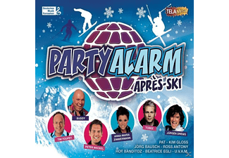 VARIOUS - Party Alarm Apres Ski - (CD)