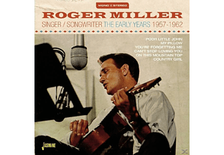 Roger Miller - Singer/Songwriter [CD]