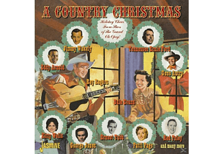 VARIOUS - A Country Christmas - (CD)