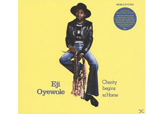 Eji Oyewole - Charity Begins At Home [CD]