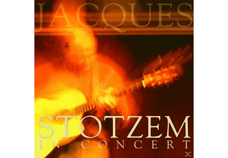 Jacques Stotzem - In Concert - (CD)