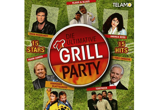 VARIOUS - Die Ultimative Grillparty - (CD)