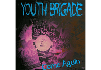 Youth Brigade - Come Again - (CD)