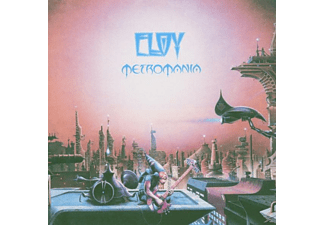Eloy - Metromania-Remaster - (CD)