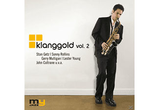 VARIOUS - Klanggold Vol.2 (My Jazz) - (CD)