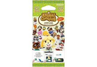 AMIIBO Amiibo Card Series 1: Animal Crossing Collection