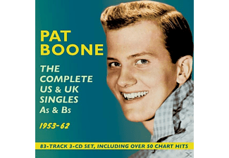 Pat Boone - The Complete Us & Uk Singles As & Bs 1953-62 - (CD)