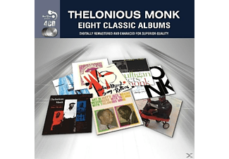 Thelonious Monk - 8 Classic Albums - (CD)