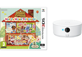 Animal Crossing: Happy Home Designer (inkl. NFC läsare) 3DS