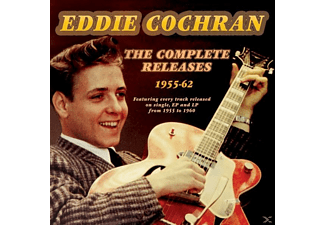 Eddie Cochran - The Complete Releases 1955-62 - (CD)