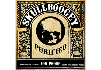 Skullboogey - Purified - (CD)