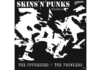Oppressed,The/Prowlers,The - Skins'n'punks Vol.6 - (Vinyl)