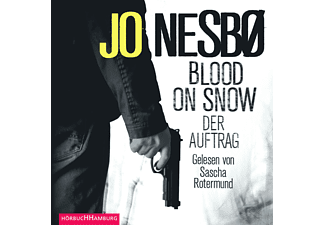 Blood on Snow. Der Auftrag - 4 CD - Krimi/Thriller