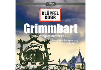 Grimmbart - 2 MP3-CD - Krimi/Thriller
