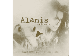 Alanis Morissette - Jagged Little Pill - (CD)