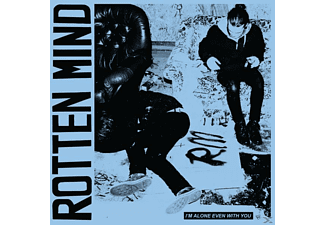 Rotten Mind - I'm Alone Even With You - (CD)