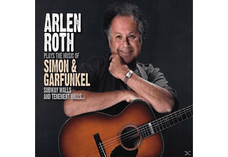 Arlen Roth - Plays The Music Of Simon & Garfunke [CD]
