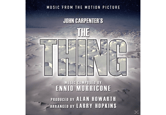 Ost/(Alan Howarth & Larry Hopkins) - The Thing: Music From The Motion Pi - (CD)