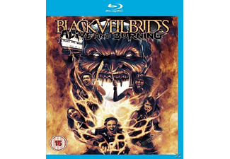 Black Veil Brides - Alive and Burning - (Blu-ray)