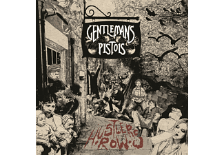 Gentleman's Pistols - Hustler's Row - (CD)